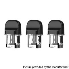 Authentic Smoktech SMOK Novo 2 Replacement DC MTL Pod Cartridge 2ml/1.4ohm (3-Pack)