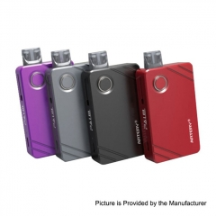 (Ships from Germany)Authentic Artery Pal 2 1000mAh Pod System Starter Kit 2ml/0.6/0.12ohm - Gun Metal