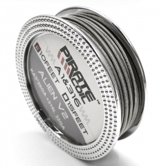 Pirate Coil A1 316L Alien v2 KA3*26GA+316L 32GA 10 Feet