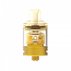 Authentic Oumier Wasp Nano MTL RTA 22mm Rebulidable Tank Atomizer 2ml - Gold