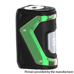 (Ships from HK)Authentic GeekVape AEGIS 100W TC VW  Squonk Box Mod 18650 - Chameleon