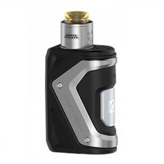 (Ships from HK)Authentic GeekVape AEGIS 100W TC VW Squonk Kit - Silver