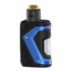 (Ships from HK)Authentic GeekVape AEGIS 100W TC VW Squonk Kit - Blue