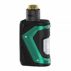 (Ships from HK)Authentic GeekVape AEGIS 100W TC VW Squonk Kit - Green
