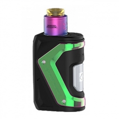(Ships from HK)Authentic GeekVape AEGIS 100W TC VW Squonk Kit - Chameleon
