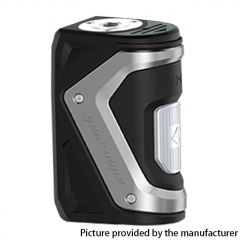 (Ships from HK)Authentic GeekVape AEGIS 100W TC VW  Squonk Box Mod 18650 - Silver