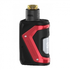 (Ships from HK)Authentic GeekVape AEGIS 100W TC VW Squonk Kit - Red