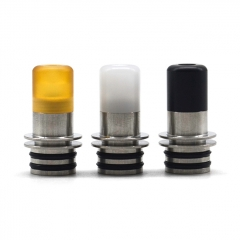 KS Taste High-end Customized 510 PEI / POM Drip Tip Kit (3pcs)