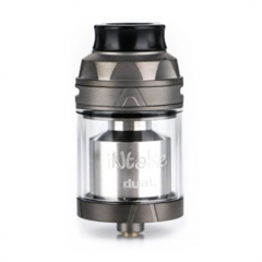 Authentic Augvape Intake Dual 26mm RTA Rebuildable Tank Atomizer 4.2ml - Gun Metal