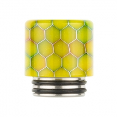 Reewape 510/810 Interchangeable Resin Drip Tip AS272FS 1pc - Yellow