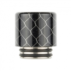 Reewape 510/810 Interchangeable Resin Drip Tip AS272FS 1pc - Black