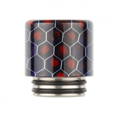 Reewape 510/810 Interchangeable Resin Drip Tip AS272FS 1pc - Dark Red