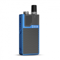 Authentic Lost Vape Orion DNA GO AIO Pod Kit 950mAh 2ml - Blue Textured