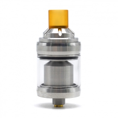 Reload MTL Style 22mm RTA Rebuildable Tank Atomizer 2ml - Silver