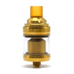 Reload MTL Style 22mm RTA Rebuildable Tank Atomizer 2ml - Gold