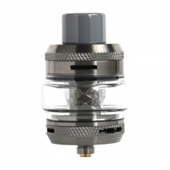 Authentic Hellvape Fat Rabbit Sub Ohm Tank Clearomizer (Standard Edition)0.2/0.15ohm 2ml/5ml - Gun Metal