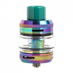 Authentic Hellvape Fat Rabbit Sub Ohm Tank Clearomizer (Standard Edition)0.2/0.15ohm 2ml/5ml - Rainbow