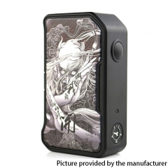 Authentic DOVPO MVV II 280W APV Box Mod - White Devil