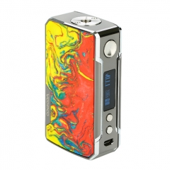 (Ships from HK)Authentic VOOPOO DRAG 2 Platinum 177W TC VW APV Mod 18650 - Platinum Fire Cloud