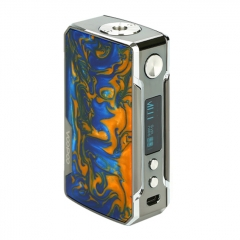 (Ships from HK)Authentic VOOPOO DRAG 2 Platinum 177W TC VW APV Mod 18650 - Platinum Flame