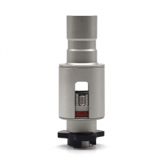 SXK Haku Xeta Inside Style 316SS RBA Rebuildable Atomizer for BB Box Mod Kit - Silver