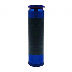 AV Able SS Edition Style Hybrid Mechanical Mod 18650 - Blue