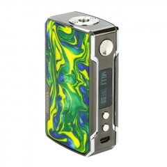 (Ships from HK)Authentic VOOPOO DRAG 2 Platinum 177W TC VW APV Mod 18650 - Platinum Island