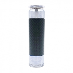AV Able SS Edition Style Hybrid Mechanical Mod 18650 - Silver