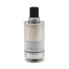 Authentic Auguse MTL 22mm RTA Rebuildable Tank Atomizer 4ml - Silver