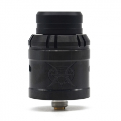 Penodot Style 24mm RDA Rebuildable Dripping Atomizer - Black