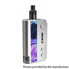 Authentic Vsticking VKsma 25W 1400mAh YiHi Chip Auto Mode TC Mod Kit w/ SMA ADA Dripping Atomizer 3ml - Coral Silver