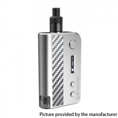 Authentic Vsticking VKsma 25W 1400mAh YiHi Chip Auto Mode TC Mod Kit w/ SMA RADA Dripping Atomizer 3ml - Zigzag Silver