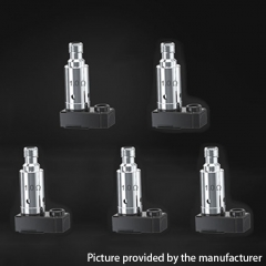 Authentic Lost Vape Orion Q-PRO Replacement Regular Coil Head for Q Pro Pod Kit / Cartridge 1.0ohm 5pcs