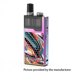 Authentic Lost Vape Orion Q-PRO Q Pro 24W 950mAh Pod System Starter Kit 2ml/0.5ohm/1ohm - Rainbow