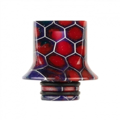 Reewape 510 Replacement Drip Tip 12mm AS281S - Black Red