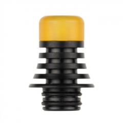 Reewape 510 Replacement Drip Tip 10mm AS278 - Black Yellow