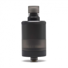 Authentic BD Vape Fumytech Precisio MTL Pure 22mm RTA 2.7ml - Black