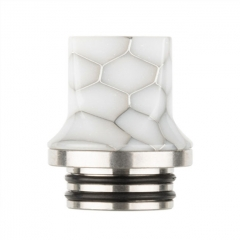 Reewape 810 Replacement Drip Tip 12mm AS281TS - White
