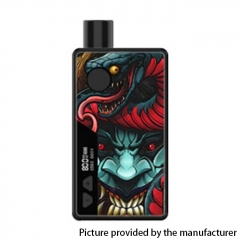 Authentic Rincoe Manto 80W 18650 VW Box Mod AIO Pod System Starter Kit 3ml - Snake Man