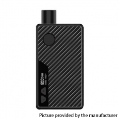 Authentic Rincoe Manto 80W 18650 VW Box Mod AIO Pod System Starter Kit 3ml - Carbon Black