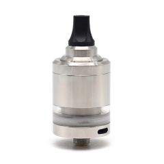 (Ships from Germany)ULTON NOI Style 316SS 22mm MTL RTA Rebuildable Tank Atomizer 4ml - Silver