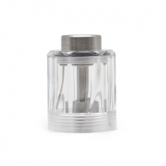 (Ships from Germany)ULTON Diamond Cap for Fev v4/4.5 RTA 3.5ml Short Version - Transparent