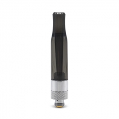 Authentic Kamry K1000 MINI Epipe Kit Replacement Clearomizer w/ 1.4ohm Cotton Coil 1.2ml - Silver + Black
