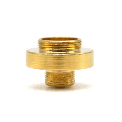 Replacement 510 Adapter for DOTAIO/OHMVAPE RBA Coil - Gold