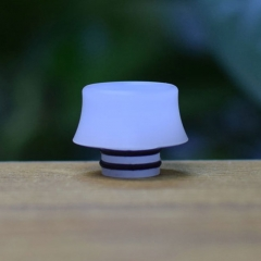 Steam T11 Style 510 Replacement Drip Tip 1pc - White