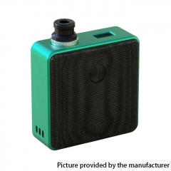 Authentic SXK Bantam Revision 30W VW Variable Wattage Box Vape Mod Kit w/o 18350 Battery - Green