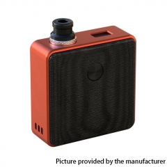 Authentic SXK Bantam Revision 30W VW Variable Wattage Box Vape Mod Kit w/o 18350 Battery - Orange