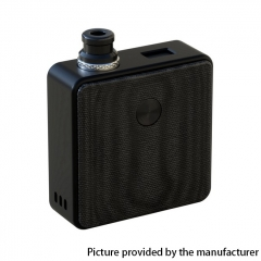 Authentic SXK Bantam Revision 30W VW Variable Wattage Box Vape Mod Kit w/o 18350 Battery - Black