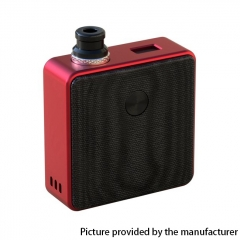 Authentic SXK Bantam Revision 30W VW Variable Wattage Box Vape Mod Kit w/o 18350 Battery - Red