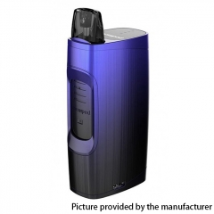 Authentic Uwell MarsuPod PCC 1000mAh Pod System Vape Starter Kit 1.2ohm/1.3ml - Black Blue
